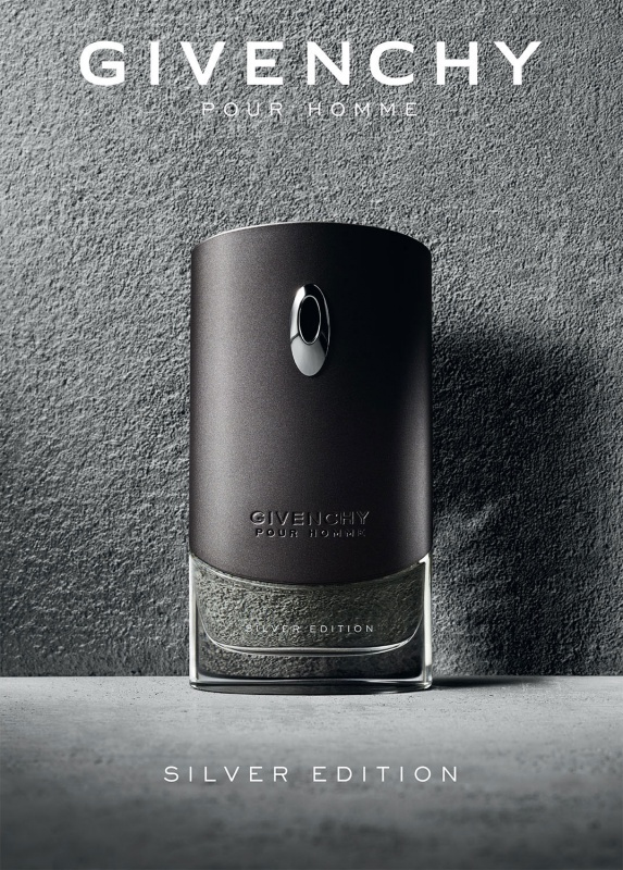 "Givenchy ""Givenchy Pour Homme Silver Edition\"" 100 ml"