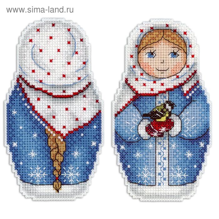 """Набор для вышивания \""""Зимушка зима\"""""""