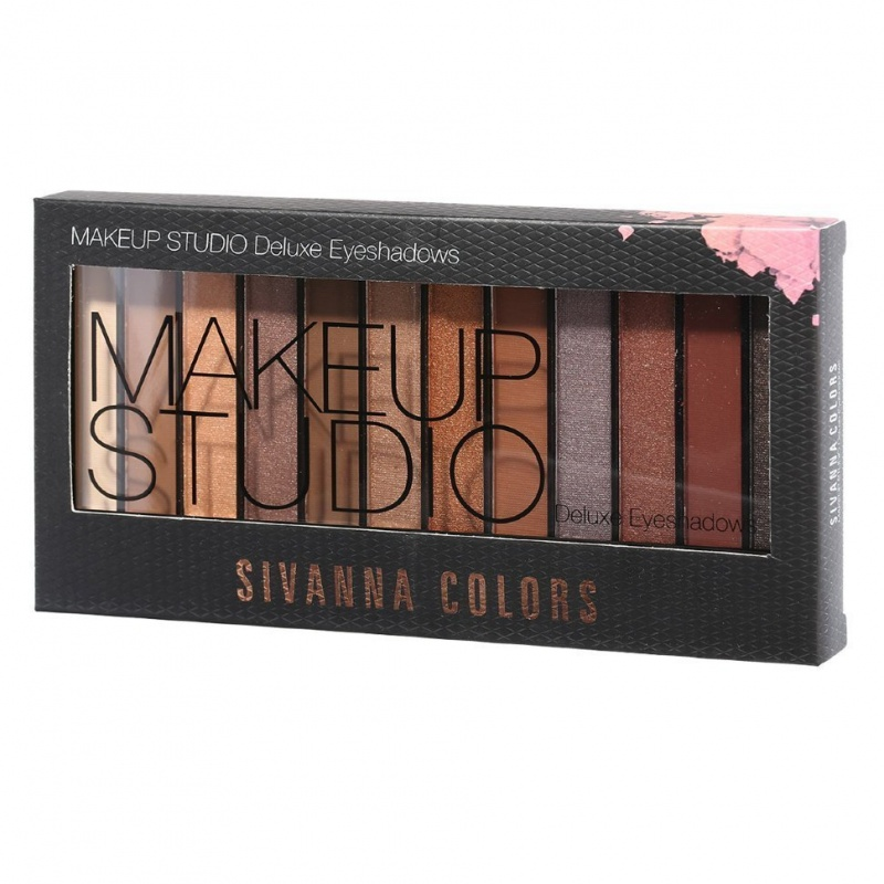 Тени SIVANNA COLORS MAKE UP STUDIO