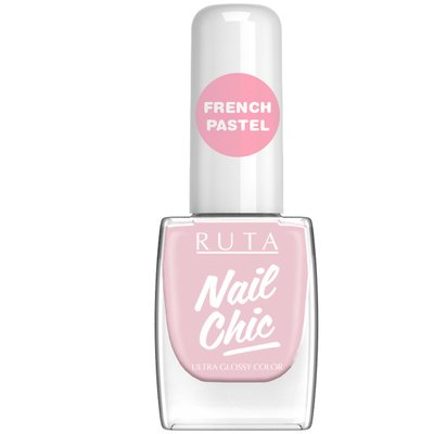 RUTA лак для ногтей Nail Chic French Pastel