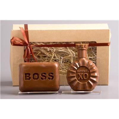 Boss + Коньяк XO