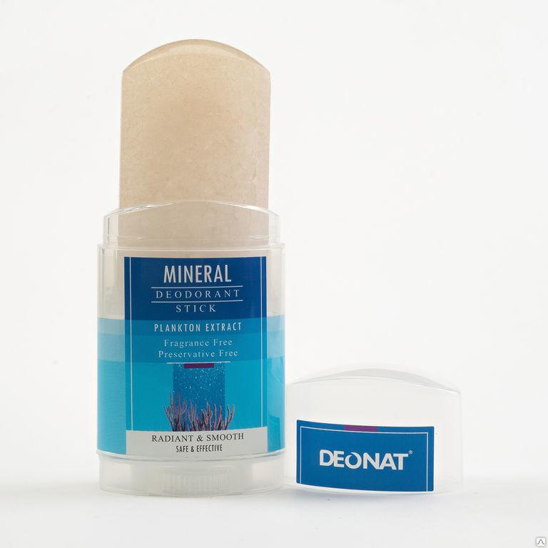 Минеральный дезодорант с планктоном 100г