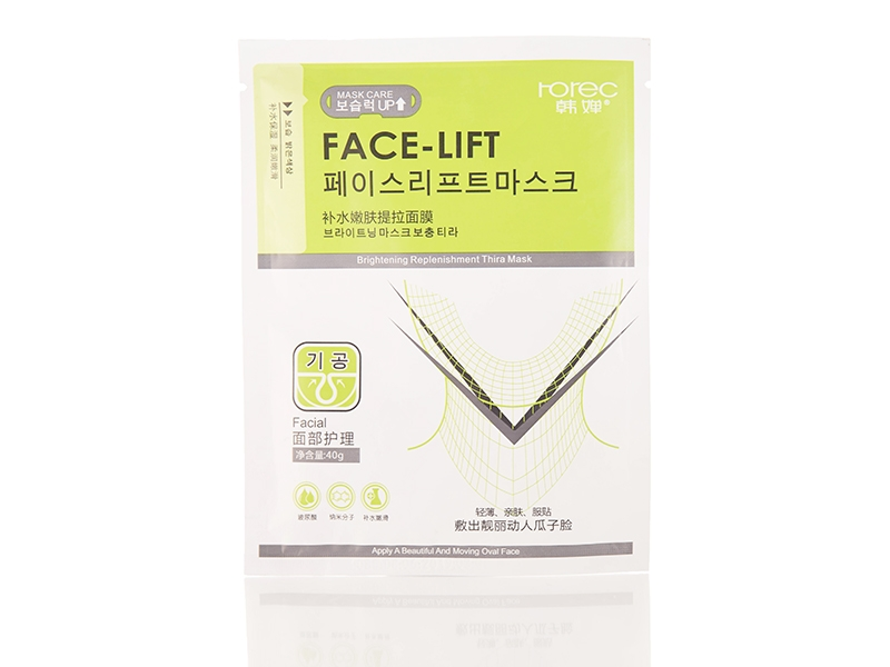 Лифтинг-маска для осенне-зимнего периода на тканевой основе
