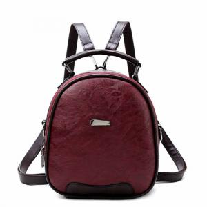 BG-2031-BORDO Сумка - рюкзак.  2 в 1