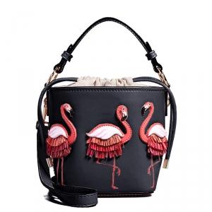 BG-755-BLACK Женская сумка