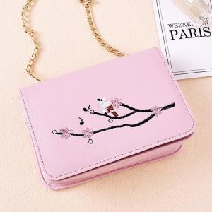 сумка BAG-90180-PINK