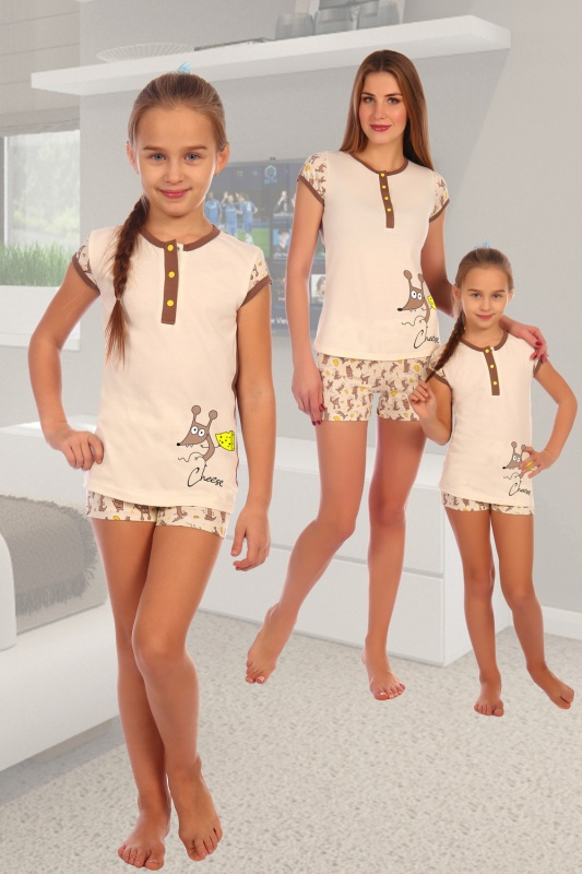 Пижама Домовенок детская