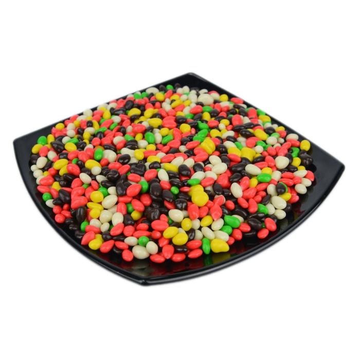 Семечки в цветной шоколадной глазури 1 кг