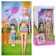 Кукла JX200-15 с аксессуарами в коробке