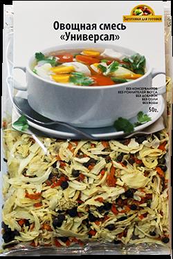 Овощная смесь «Универсал» 50 г