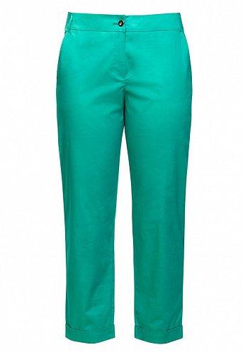 DWB686 брюки женские (XS, Зелёный)