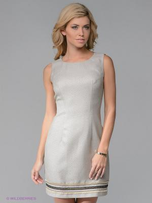 FWD0908 платье женское (XS, Beige)