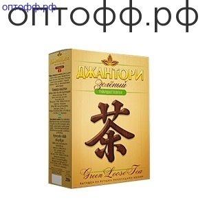 Чай Джантори 150гр Зеленый листовой