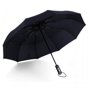 зонт UMBR-350-AUTO-BLACK