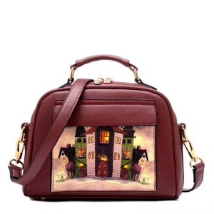 сумка NY-606-RED