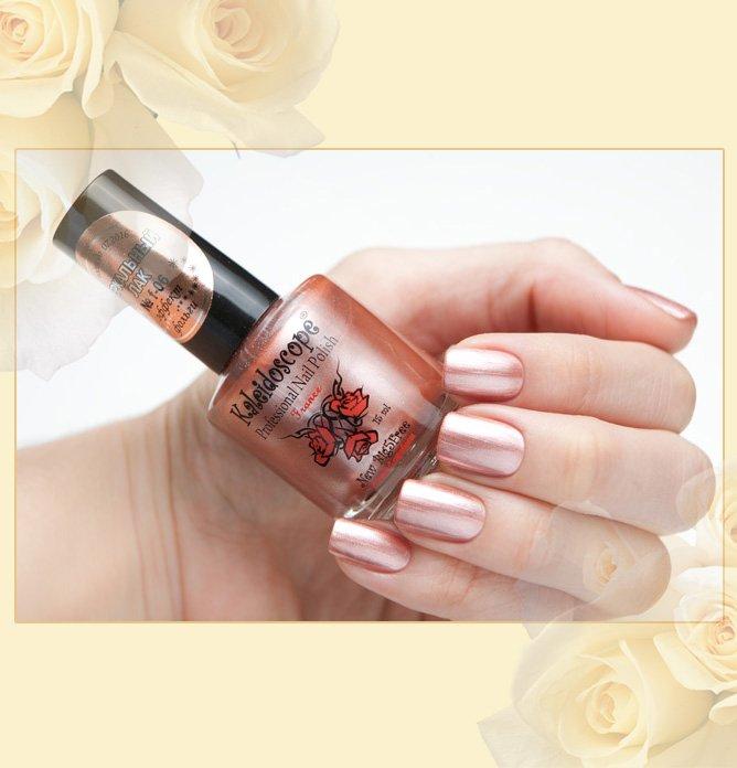 Зеркальные лаки для ногтей  Kaleidoscope® by EL Corazon®