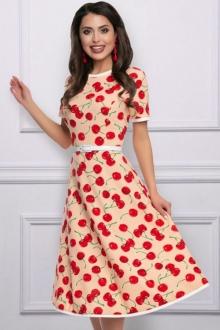 Игривое лёгкое платье