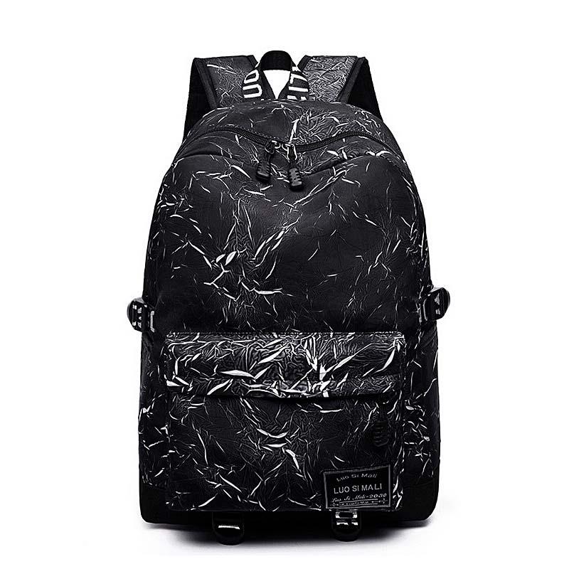 Рюкзак SR-1833-Black