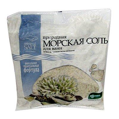 Соль Морская Природная с Микроэлементами пакет полиэтиленовый 1 кг