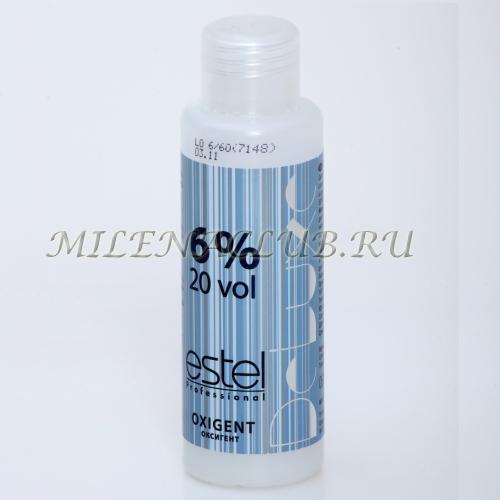Estel Оксигент DeLuxe 6% 60 мл