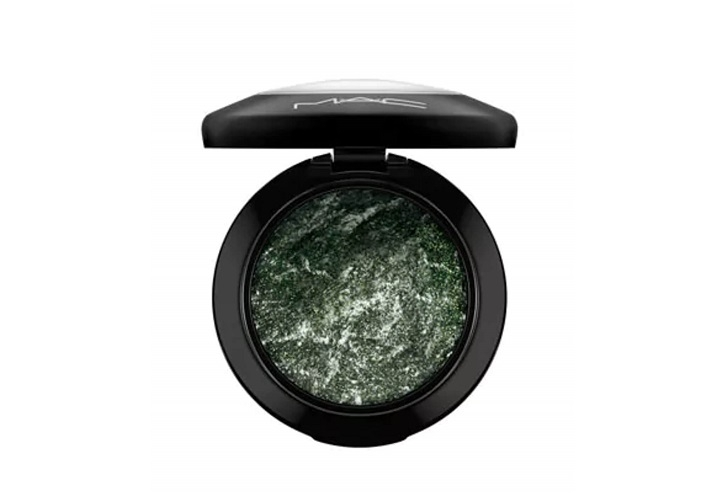 M A C Тени для век Mineralize Smutty green