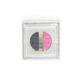 Sephora Тени для век 2шт круглые сменный блок