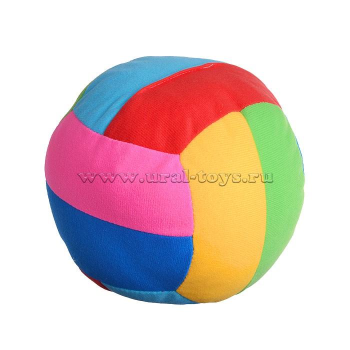 Мяч с погремушкой Шалун