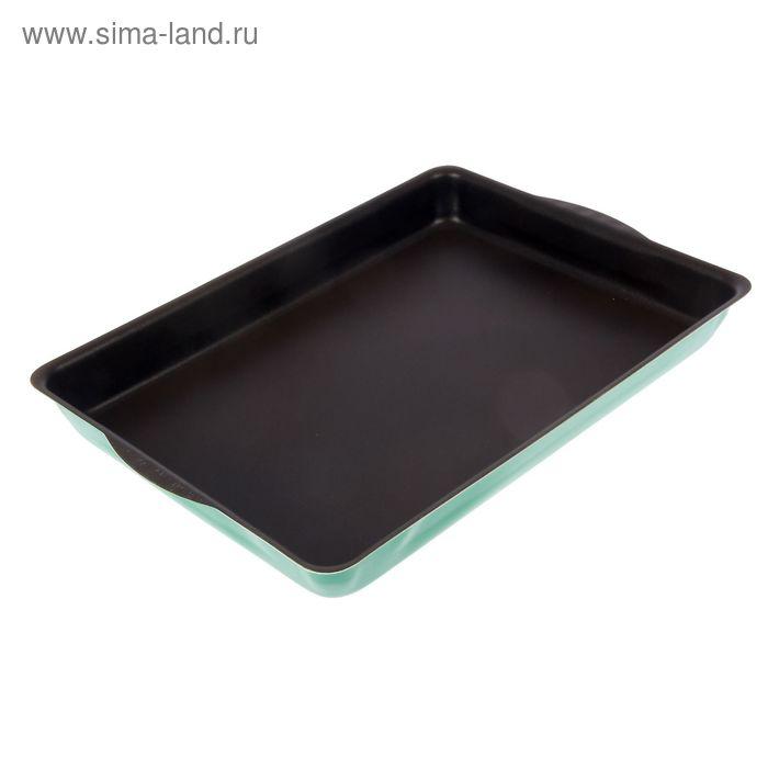 Противень 38х28 см, антипригарное покрытие
