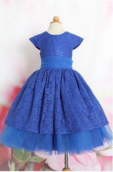 Нарядное платье для девочки Светланк
