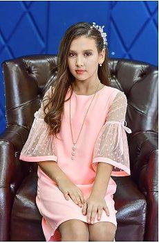 Нарядное платье для девочки Miss Stilnyashka Артикул: MST0187