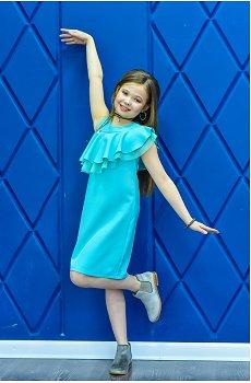 Нарядное платье для девочки Miss Stilnyashka Артикул: MST0185