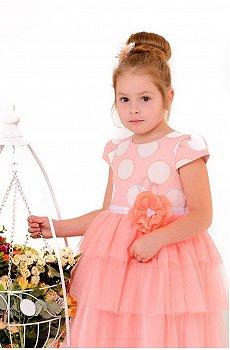 Нарядное платье для девочки Miss Stilnyashka