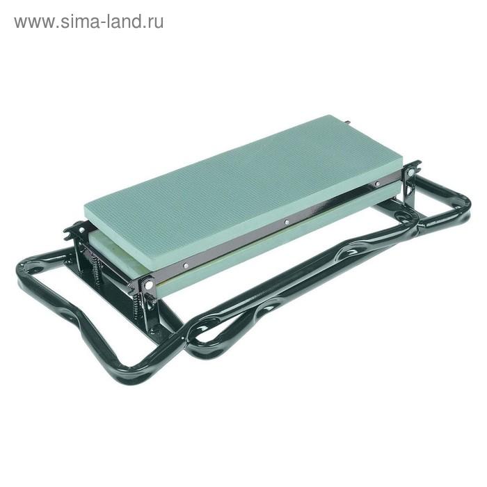 Скамейка-перевёртыш, 60 × 27 × 47 см, максимальная нагрузка 100 кг