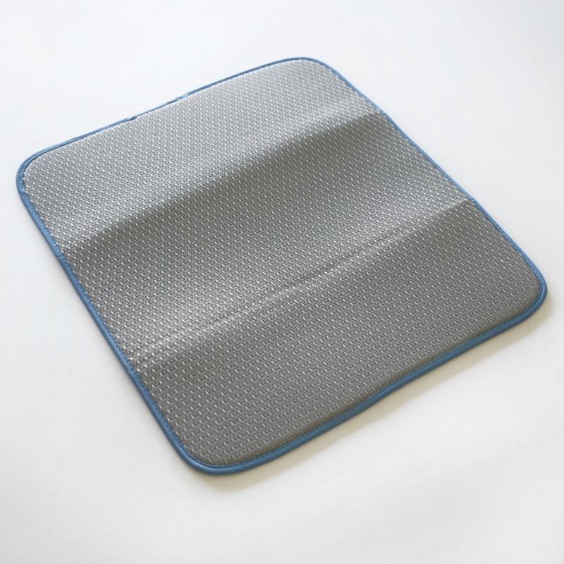 Коврик для сушки посуды из микрофибры 40*50