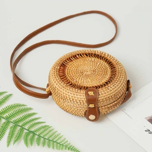 плетеная сумка BG-lux06