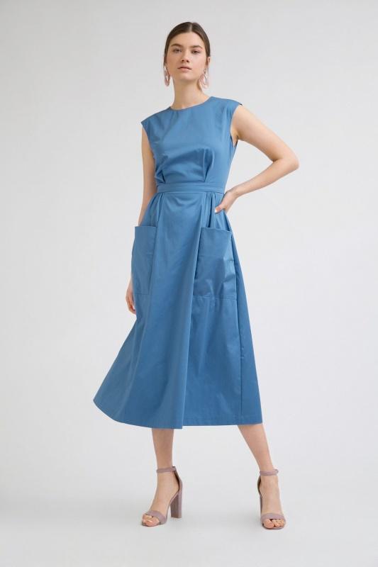 Платье PL613/neptune (sale)