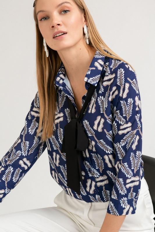 Блузка B2376/cayley