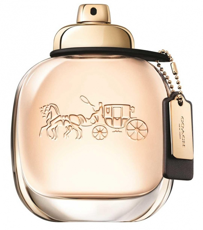 COACH  the Fragrance Coach test lady 90ml edP NEW