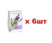 Herbal Derma Lavender Туалетное мыло 90г твердое 6шт