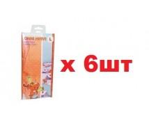 Onni Hirvi Перчатки для уборки L Kestava прочные CH-0003 6шт