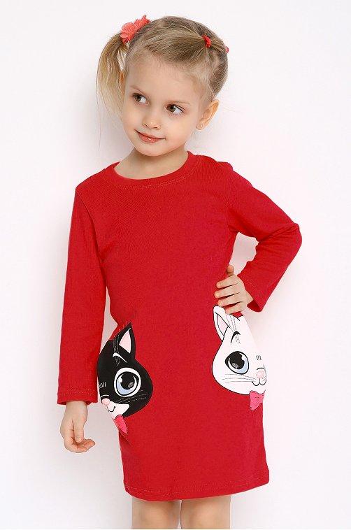 Платье для девочки Ивашка