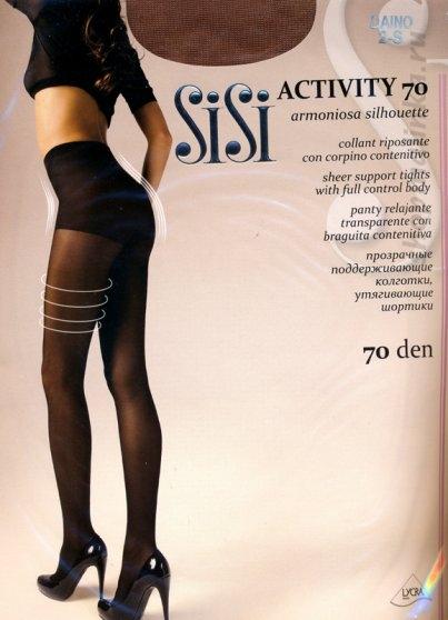 Колготки корректирующие SiSi Activity 70