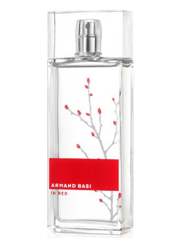 ARMAND BASI IN RED lady 45ml edT (3*15ml)