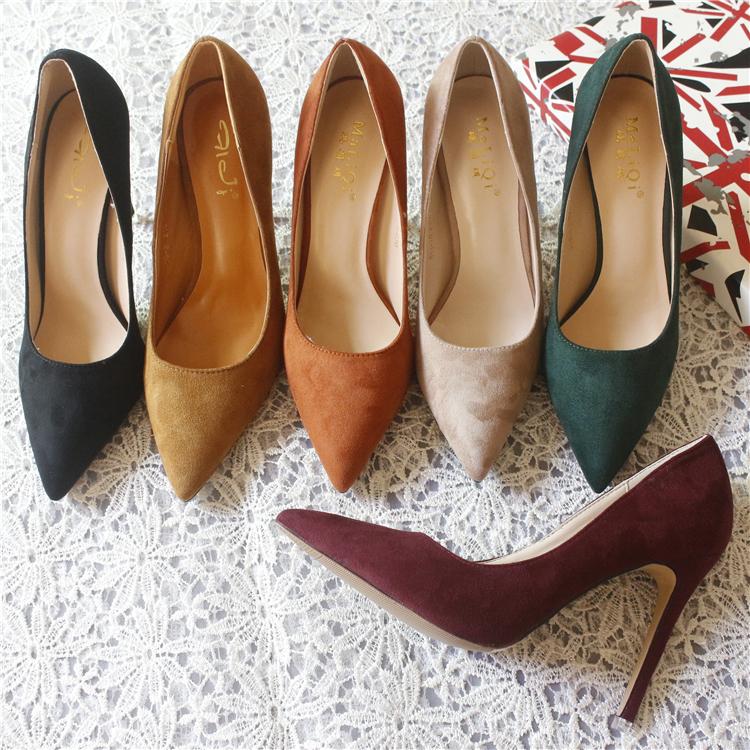 Туфли на шпильке, все размеры