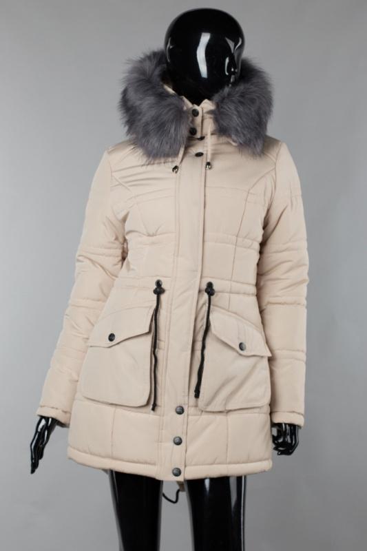 Куртка утепленная женская (К427)