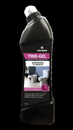 TRIO-GEL Дезинфицирующее средство с отбеливающим эффектом (0,75)