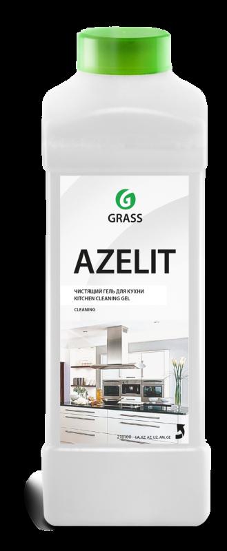 """Средства для обезжиривания на кухне """"Azelit"""" (гелевая формула) 1 л"""