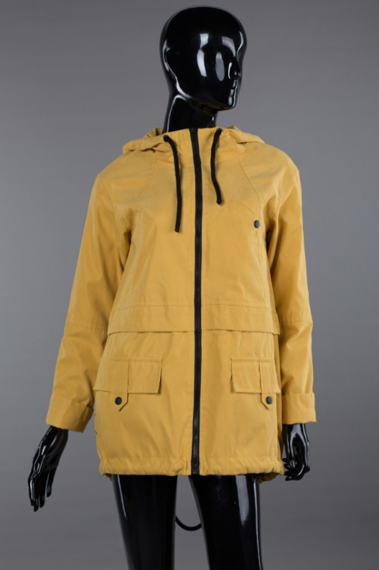 Куртка (Парка) демисезонная женская