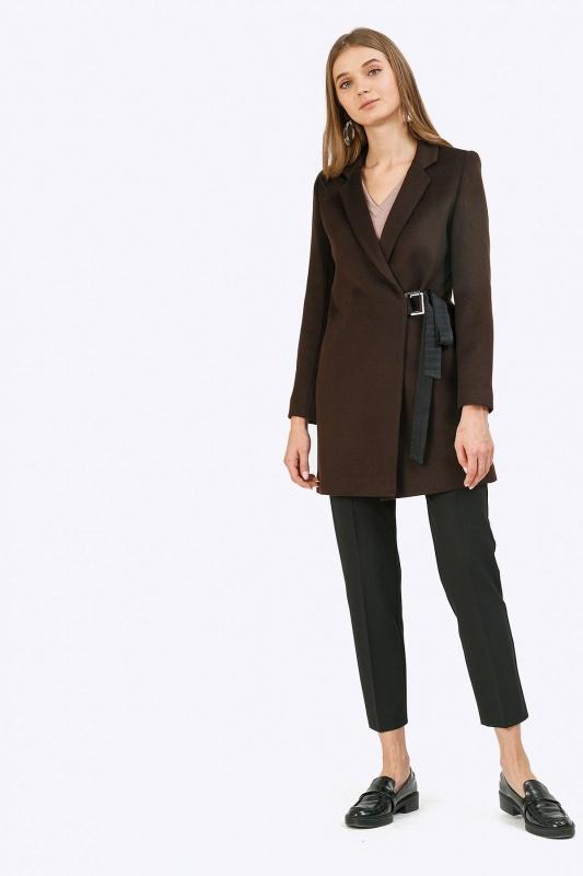 Пальто R032/maroon