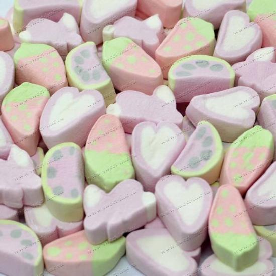 Суфле ассорти микс  100 гр.   1 «Marshmallows» ι Испания